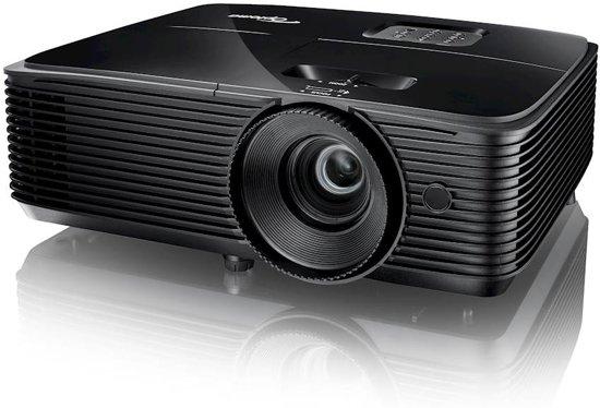 Optoma HD143X beamer/projector 3000 ANSI lumens DLP 1080p (1920x1080) 3D Desktopprojector Zwart