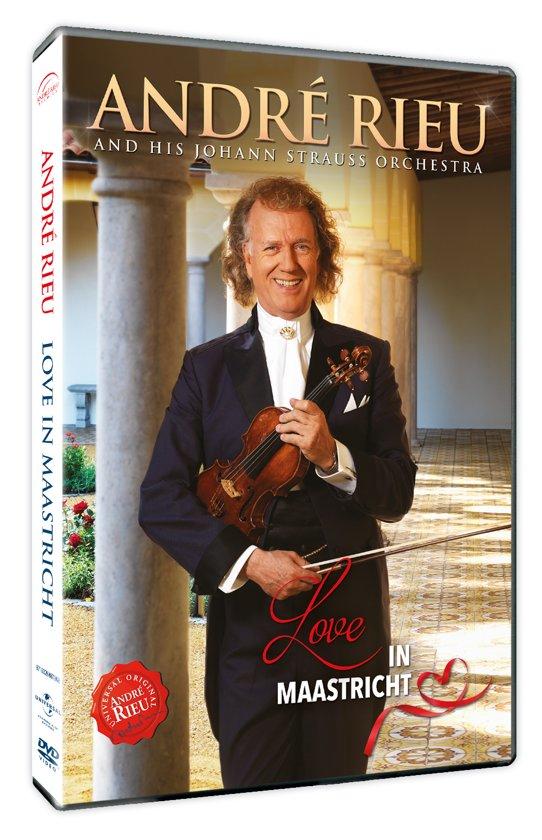 Afbeelding van Love In Maastricht (DVD)