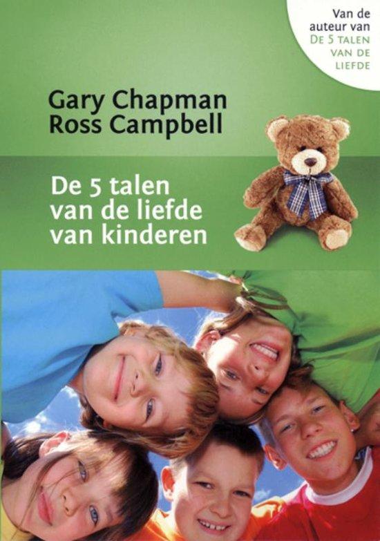 Boek cover De 5 talen van de liefde van kinderen van Gary Chapman (Paperback)