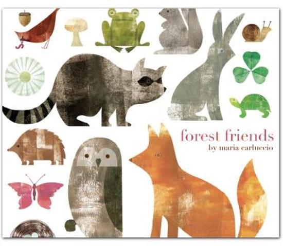 Afbeelding van het spel Forest Friends Quicknotes