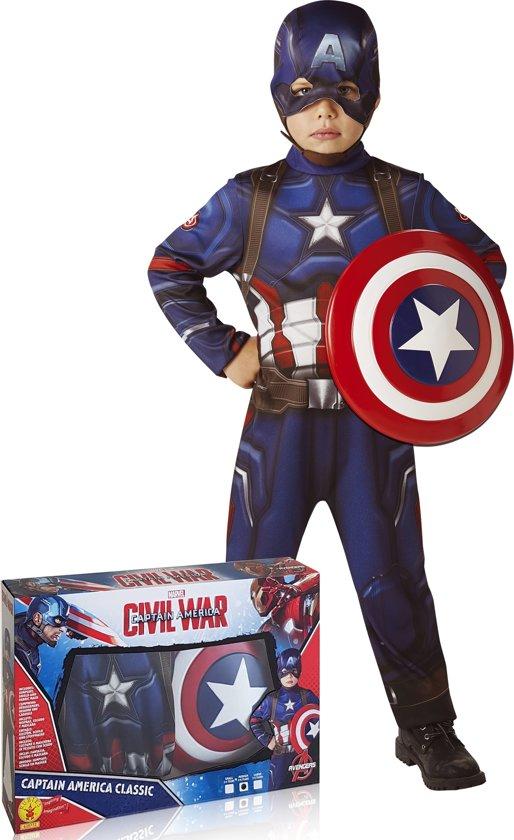 Ongebruikt bol.com   Klassiek Captain America™ kostuum met schild voor HG-76