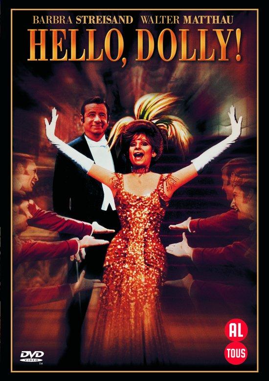 Cover van de film 'Hello Dolly'