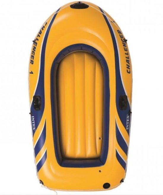 Intex Challenger 1 - Opblaasboot - 1-Persoons