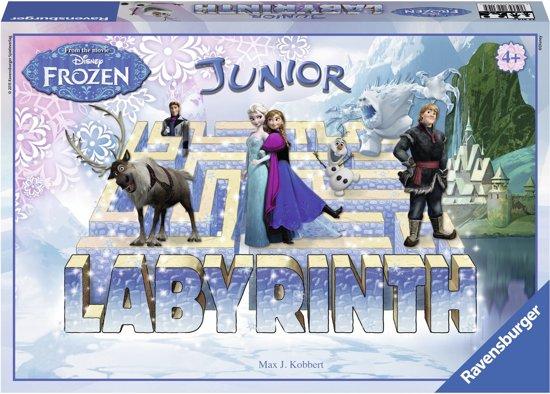 Afbeelding van het spel Disney Frozen Junior Labyrinth