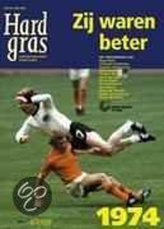 Cover van het boek 'Hard gras / 39'