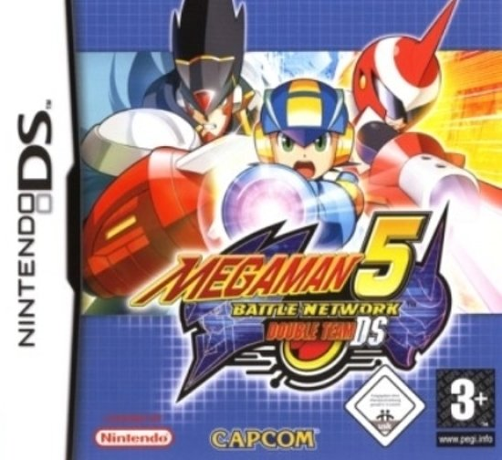 Mega Man Battle Network 5: Double Team (#) /NDS