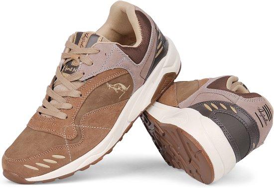 Sneakers Australian Hyden Bruin Heren 44 Maat YUUwFx