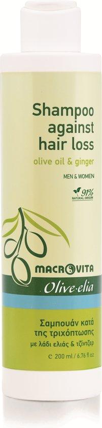 Macrovita Olive-elia Shampoo tegen Haaruitval