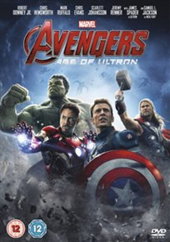 Avengers: Age Of Ultron (Import)