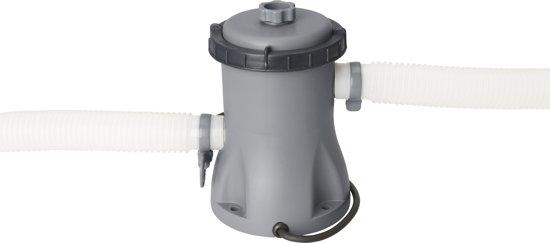 Bestway Steel Pro Max - Zwembad met filterpomp