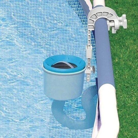 Intex Luxe oppervlakte zwembad Skimmer - wandbevestiging