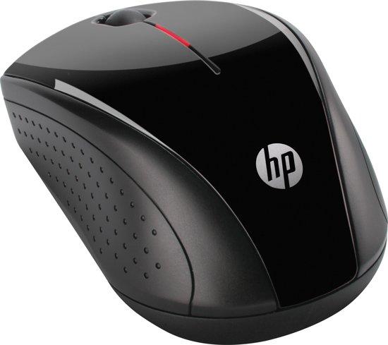 HP X3000 - Draadloze muis / Zwart