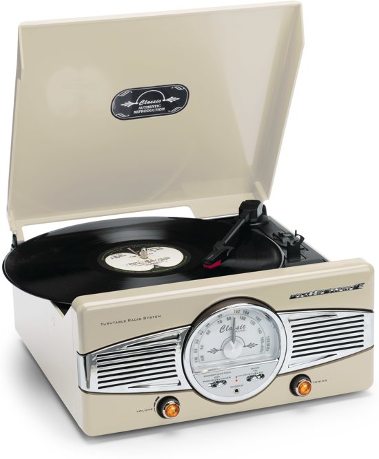 Classic Phono TT-28 C - Platenspeler