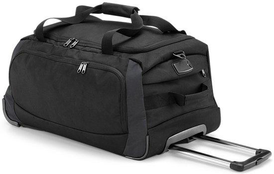 Quadra Tungsten™ Sporttas-Reistas met wielen Black/Dark Graphite