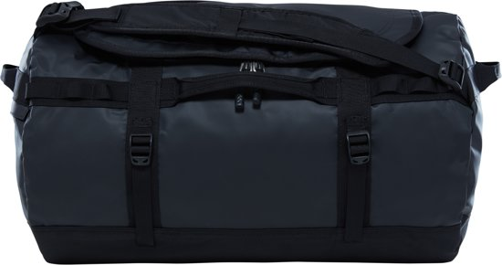 e074e3e4e The North Face Base Camp Duffel Reistas S - 50 L - TNF Black
