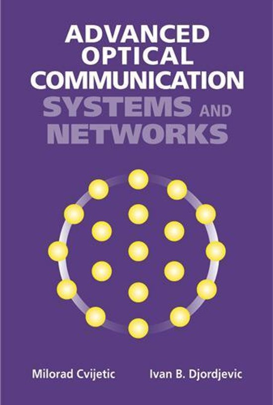 Optical Communication And Networking Ebook