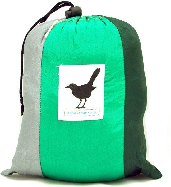 MoreThanHip - Reis Hangmat - Groen