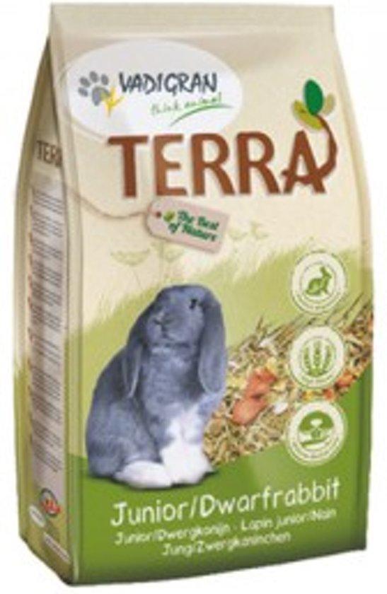 Vadigran Terra Junior & Dwergkonijn - 1 kg