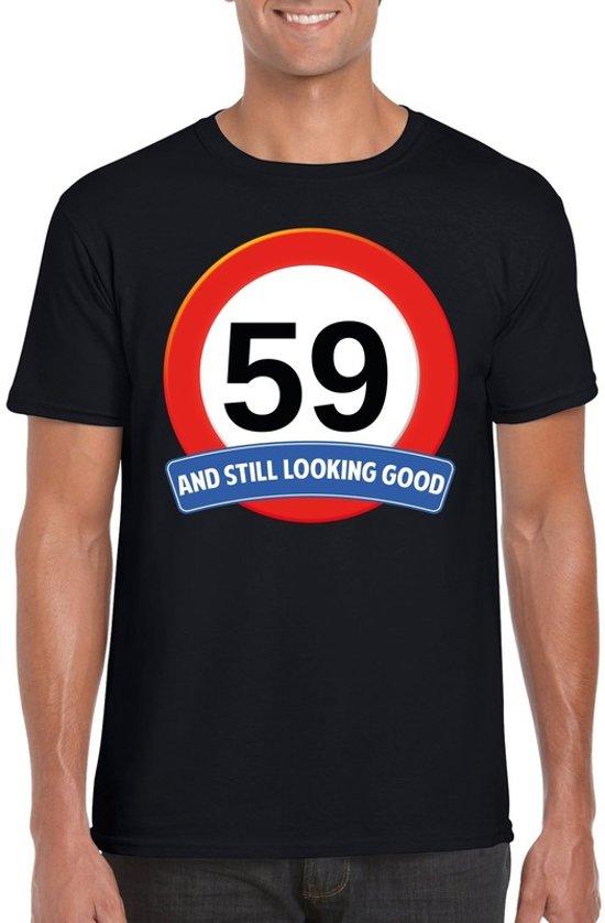 Bol Com 59 Jaar And Still Looking Good T Shirt Zwart Heren