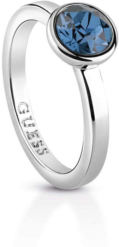 GUESS Jewellery Ring MIAMI -  Dames -  Zilverkleurig -