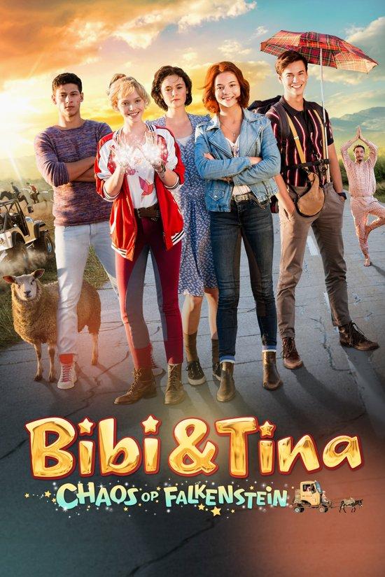 Bibi & Tina 4 Chaos op Falkenstein