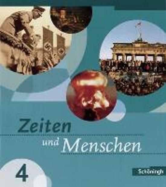 Zeiten und Menschen 4 Ausgabe Baden-Wurttemberg