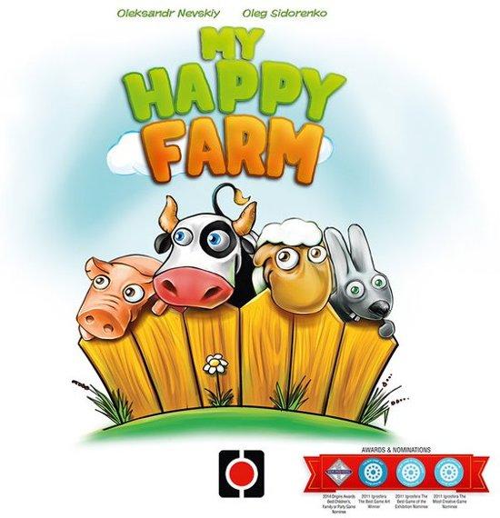 Afbeelding van het spel My Happy Farm