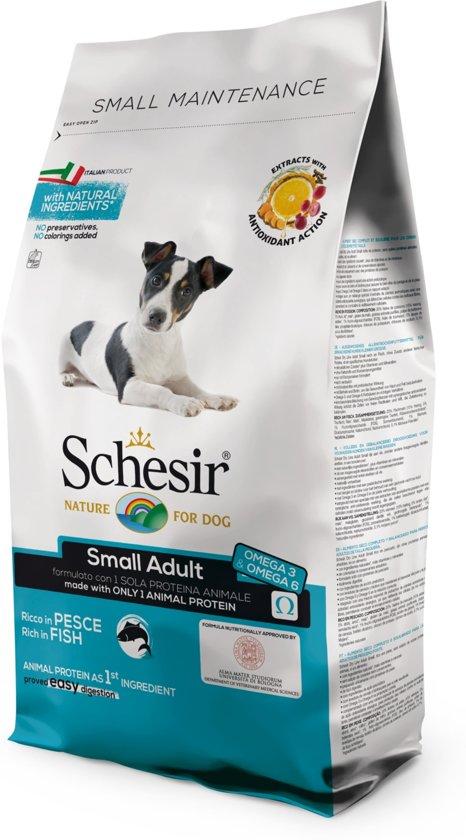 Schesir Kleine Hond - Droogvoer - 1 x 2 kg