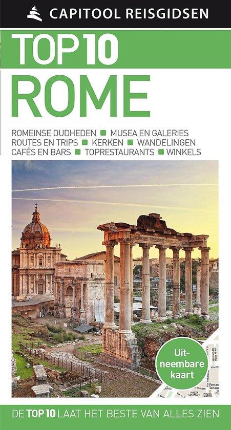 Capitool Reisgidsen Top 10 - Rome