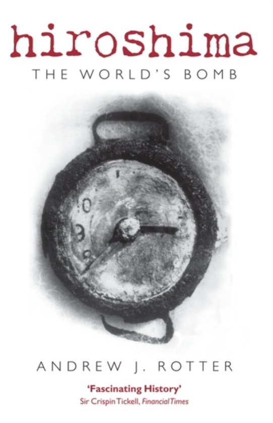 Boek cover Hiroshima van Andrew J. Rotter (Paperback)