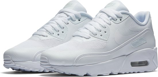 Nike Air Max 90 Leather GS 833412 100 Wit 38 maat 38