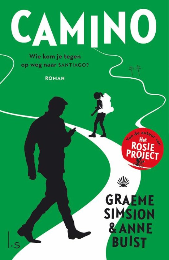 Boek cover Camino van Graeme Simsion (Paperback)