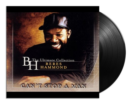 Cant Stop A Man (The Ultimate Colle (LP)