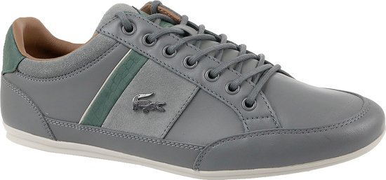 Chaussures Lacoste Gris Chaymon Pour Les Hommes 47 1tN1SxQf