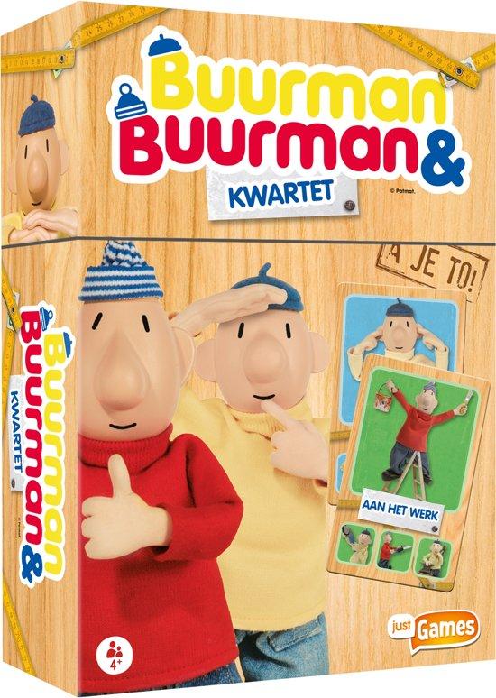 Afbeelding van het spel Buurman & Buurman - Kwartet
