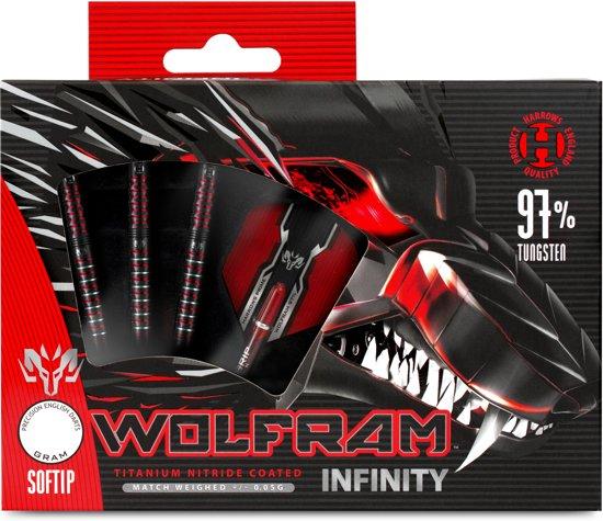 WOLFRAM INFINITY STEELTIP 97% 24GR
