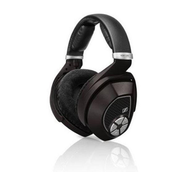 Sennheiser HDR 185 - Draadloze over-ear koptelefoon - Zwart