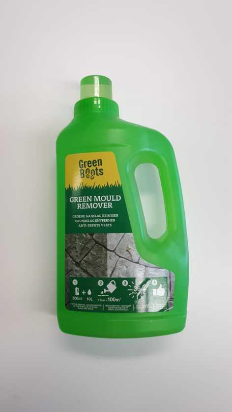 Green Boots - Groene Aanslag Reiniger
