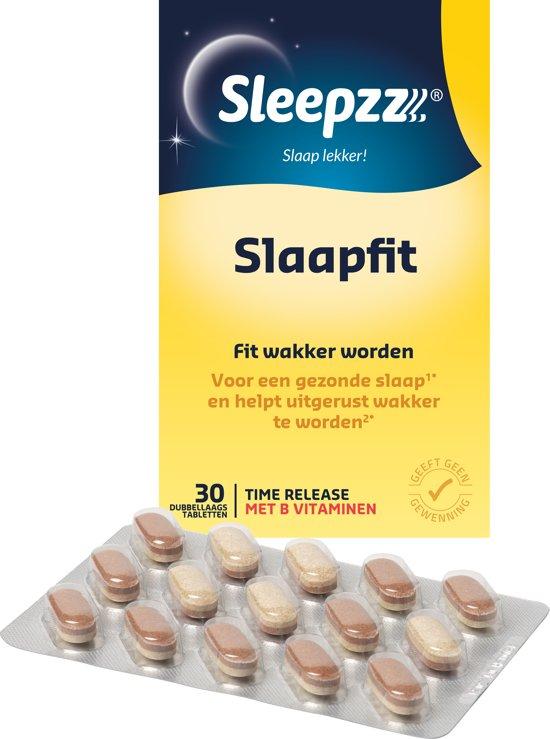 Sleepzz Slaapfit - 30 Stuks - Voedingssupplement