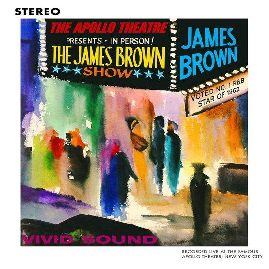 Live At The Apollo (1962) Remastere