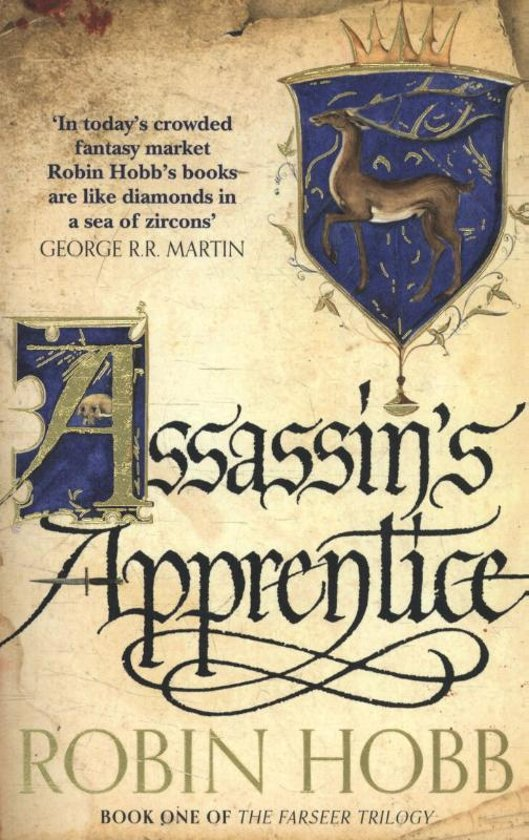 Assassin's Apprentice (the Farseer Trilogy, Book 1) - Robin Hobb