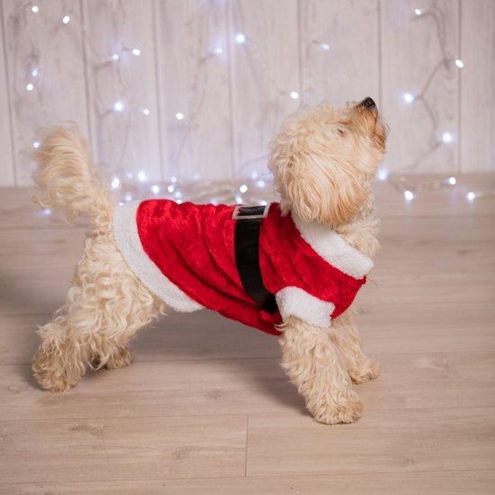 Kerstkleding - Kerstman kostuum voor de hond