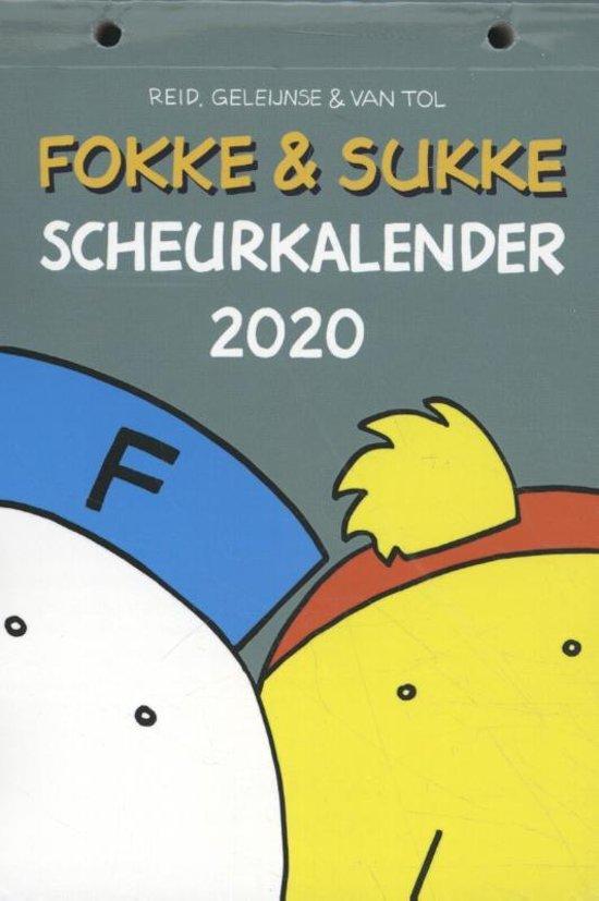 Afbeelding van 2020 fokke & sukke scheurkalender