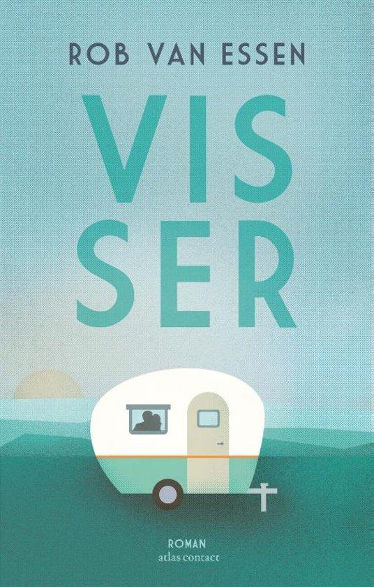 Boek cover Visser van Rob van Essen (Paperback)