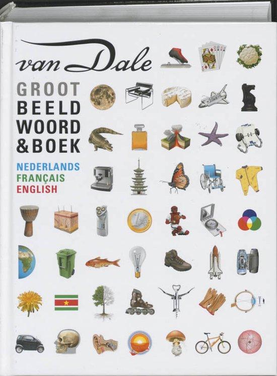 Bolcom Van Dale Beeldwoordenboek Nederlands Engels Frans