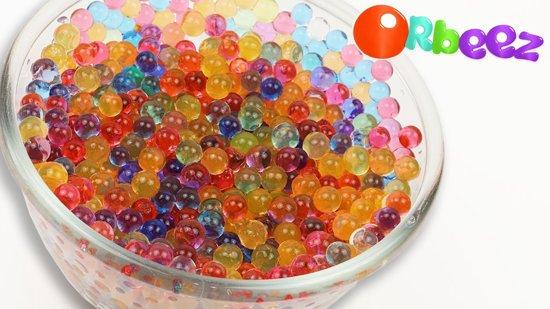 Orbeez Waterabsorberende Gelballetjes 500 stuks
