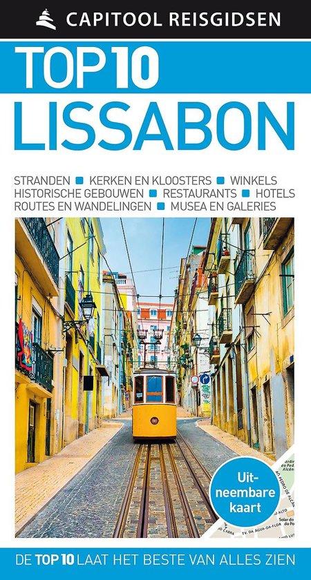 Capitool Reisgidsen Top 10 - Lissabon