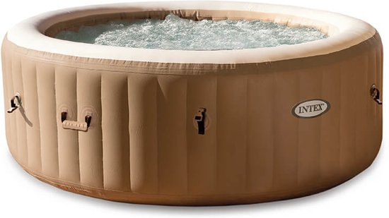 Intex PureSPA Bubbel 6 personen