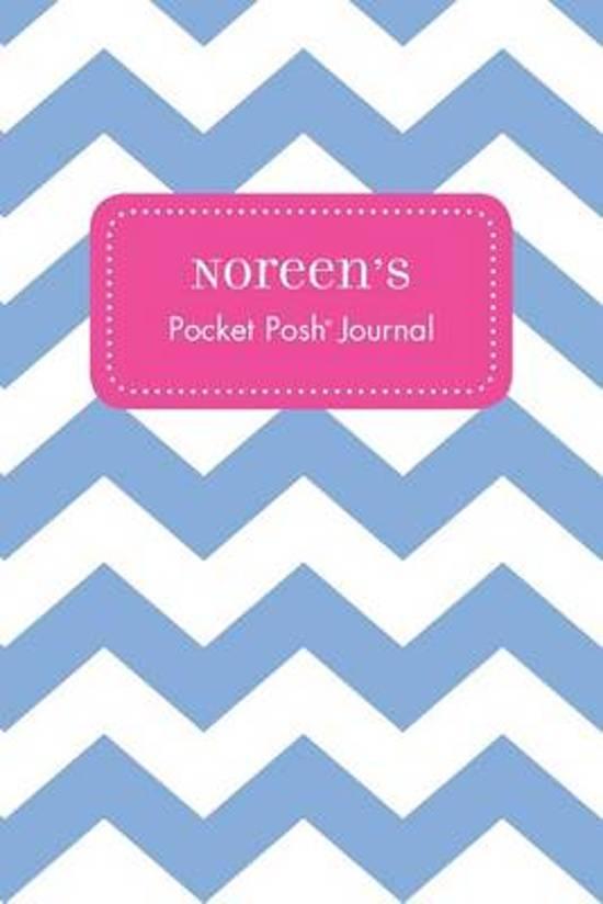 Noreen's Pocket Posh Journal, Chevron