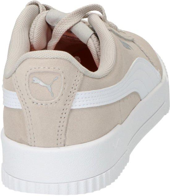 Gray Sneakers Silver 36 Puma White Carina Dames Maat xgTwRzIPqR